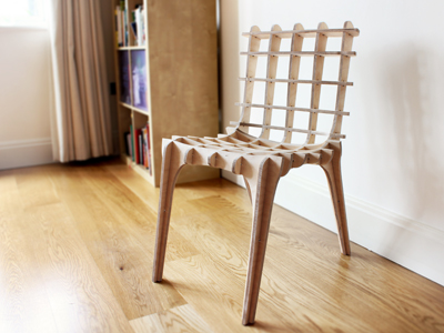 sketch chair/antler chair by Diatom_Photo: Diatom