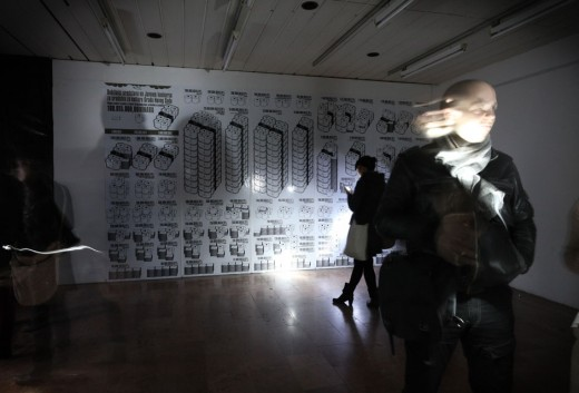 Visible Data _ Exhibition Novisad